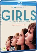 girls - sæson 4 - Blu-Ray