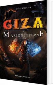 giza og marionetterne - bog