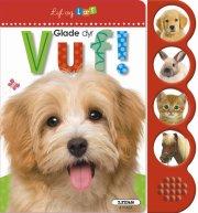 glade dyr - vuf! - bog