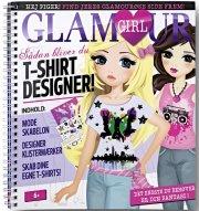 glamour girl - t-shirt designer - bog