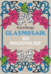 glasmosaik - bog