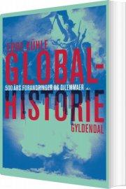 globalhistorie - 500 års forandringer og dilemmaer - bog