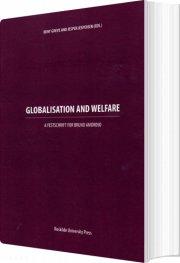 globalisation and welfare - bog