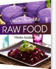 glød og glæde med raw food - bog