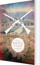 goat mountain - bog