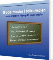 gode møder i folkeskolen - bog