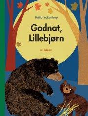 godnat, lillebjørn - bog