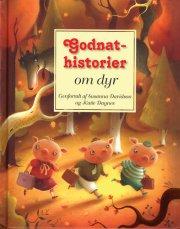 godnathistorier om dyr - bog