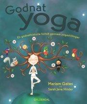 godnatyoga. en godnathistorie fortalt gennem yogastillinger - bog