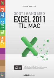 godt i gang med excel 2011 til mac - bog