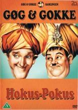 gøg og gokke - hokus pokus - DVD