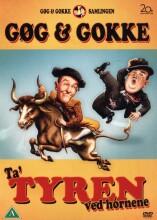 gøg og gokke - ta tyren ved hornene - DVD