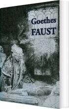 goethes faust - bog