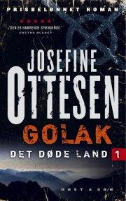 golak, det døde land 1 - bog
