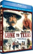 gone to texas  - Blu-Ray + Dvd