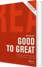 good to great bestseller - bog