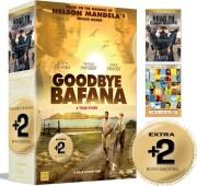 goodbye bafana / the road to guantanamo / i heart huckabees - DVD
