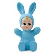 natlampe / vågelampe - baby kanin blå - goodnight light - Til Boligen