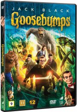goosebumps - DVD