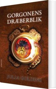 gorgonens dræberblik - bog