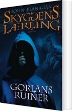 skyggens lærling 1 - gorlans ruiner - bog