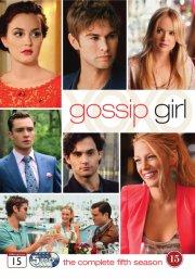 gossip girl - sæson 5 - DVD