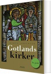 gotlands kirker - bog
