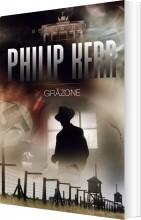 gråzone - bog
