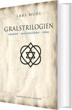 gralstrilogien - bog