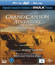 grand canyon adventure - 3d - Blu-Ray