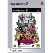 grand theft auto iii (gta 3) platinum - PS2