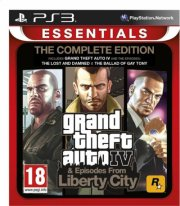 grand theft auto iv (gta 4) complete edition (essentials) - PS3