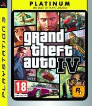 grand theft auto iv (gta 4) - PS3