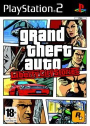 grand theft auto liberty city stories (gta) - PS2