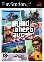 grand theft auto: vice city stories (gta) - PS2