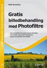 gratis billedbehandling med photofiltre - bog