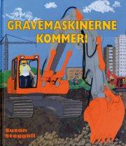 gravemaskinerne kommer! - bog
