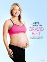 gravid og fit - bog