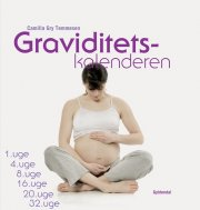 graviditetskalenderen - bog