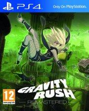 gravity rush remastered - PS4