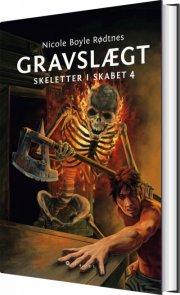 gravslægt - bog