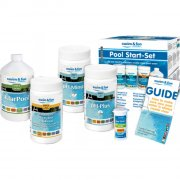 gre - rensning af pool / pool start set - Bade Og Strandlegetøj