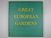 great european gardens - bog