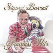 sigurd barrett - greatest hits - cd