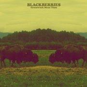 blackberries - greenwich mean time - cd
