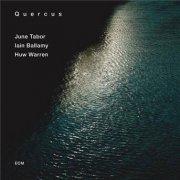 june tabor / huw warren / iain balamy - quercus - cd