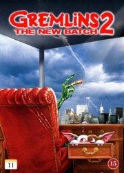 gremlins 2 - det nye kuld - DVD