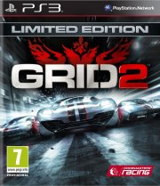 grid 2 limited edition - PS3