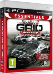 grid - reloaded (essentials) - PS3