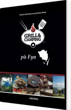grill & camping - på fyn - bog